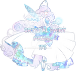 crystal fairy pearl(closed)