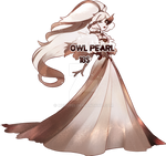 Owl pearl(closed)