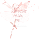 Pink fairy pearl(closed)