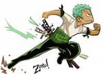 Roronoa-Sanji's my Bitch-Zoro