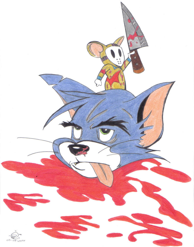 Cartoon Wallpapers Tom E Jerry Battle Wallpaper By Lobosolitario1983
