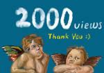 Thank You, 2,000 Page Views!!