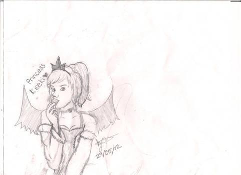 ART TRADE: ReneeMew