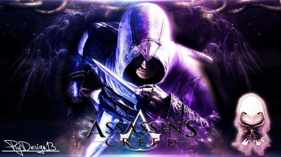 PsyDesign13 - Wallpaper Assassin's Creed Wallpaper_assassin__s_creed_by_psydesign13-d5h79de