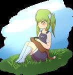 Happy Birthday, Eisjon! by Aiiga
