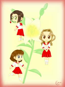 Lobelia Girls
