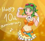 HAPPY BIRTHDAY, GUMI! by Sailor-Crystal-Moon