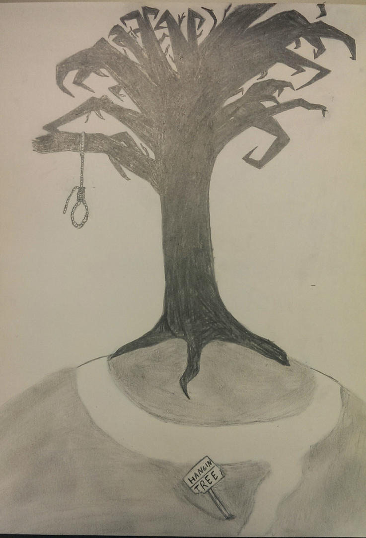 The Hanging Tree by Gageous