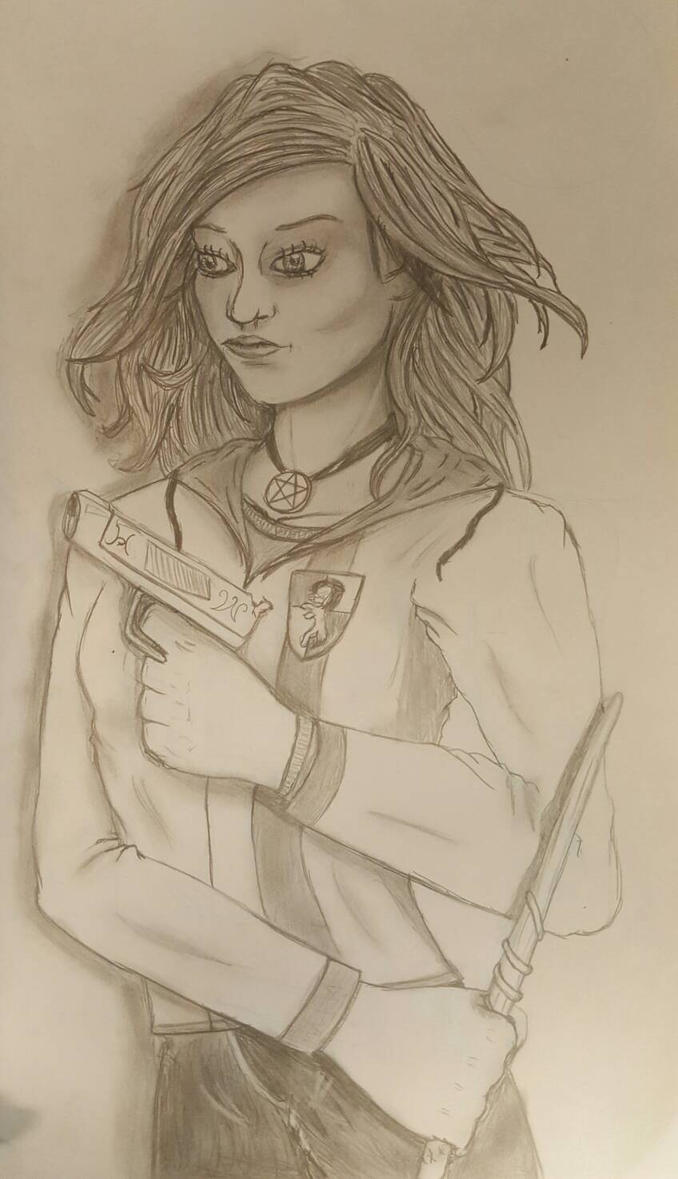 Harriet Joan Winchester by Gageous