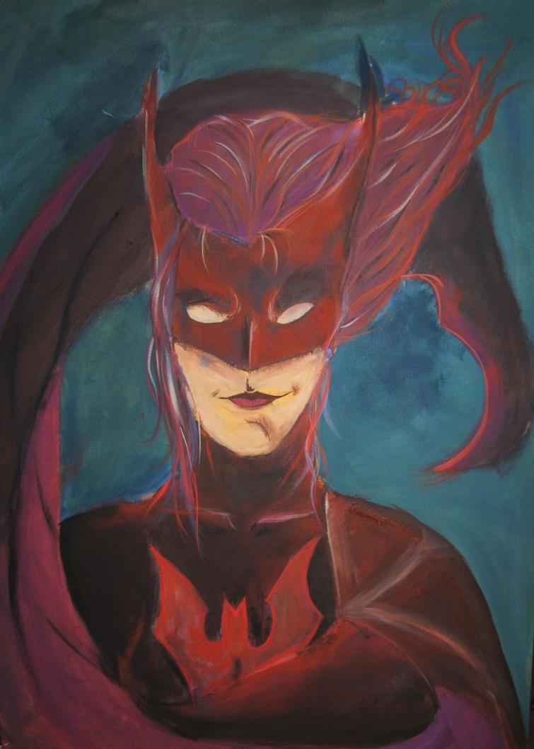 Batwoman by TheBlueGuardian