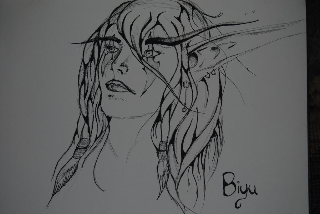 More Biyu by TheBlueGuardian
