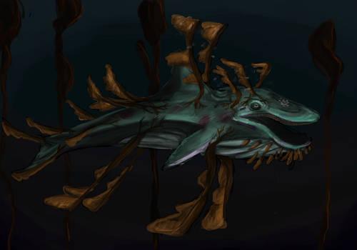Leafy Sea Whale