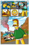 'Breaking Bad' Simpsons Parody