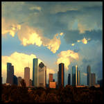 Texas Sky by foureyes