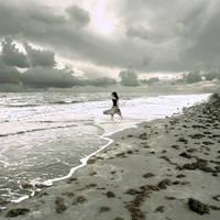 girl of the ocean by foureyes