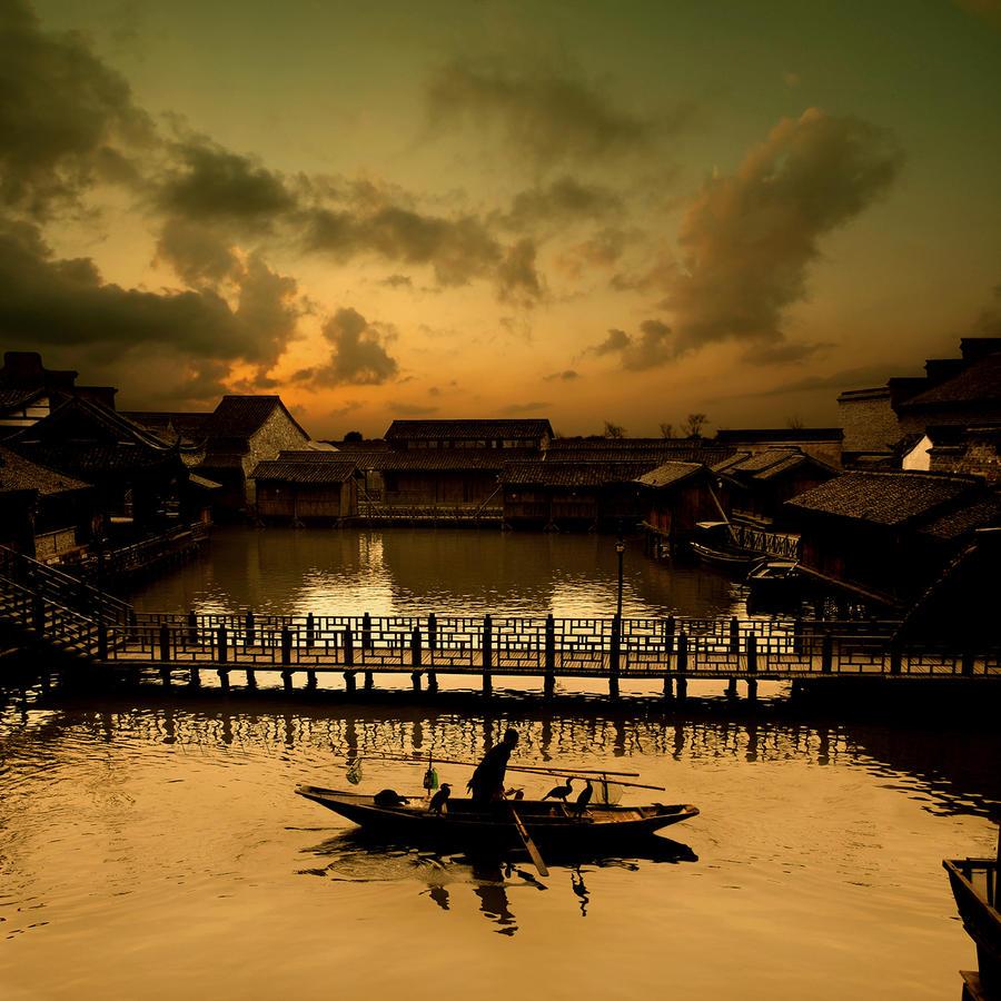 Xishi river by foureyes