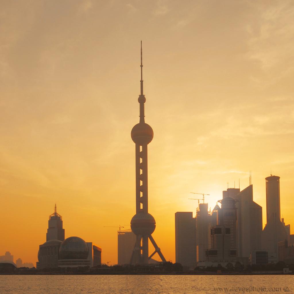 Shanghai by foureyes