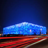 Water cube by foureyes