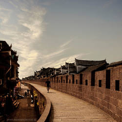 the Road to Fenghuang by foureyes