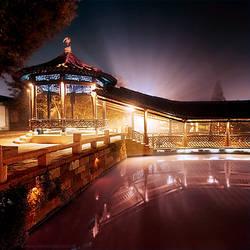 Wuzhen Luminaire by foureyes