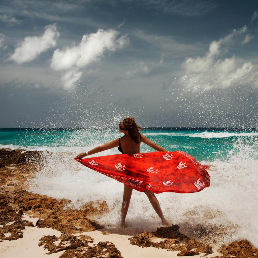 Ocean spray by foureyes