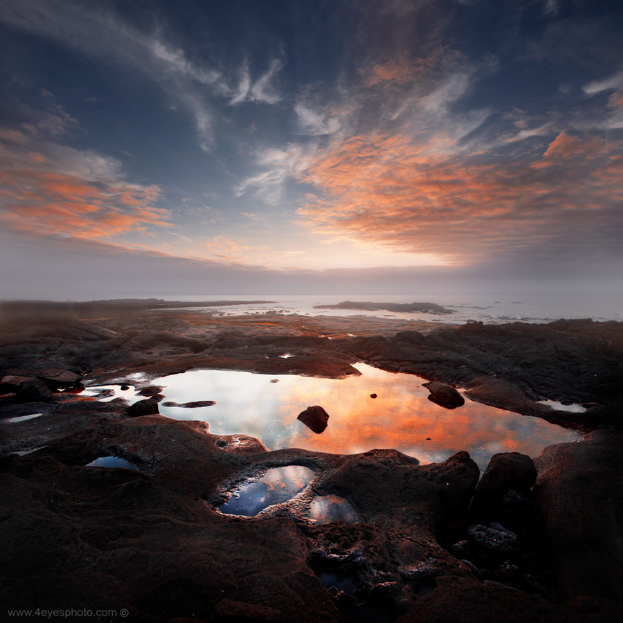 Buccaneer Island by foureyes
