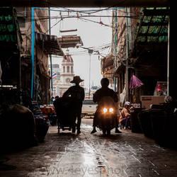 The Dark side of Bankok