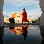 Wat Benchamabophit Dusitvanaram by foureyes