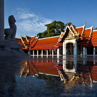 Marble Temple - Thailand