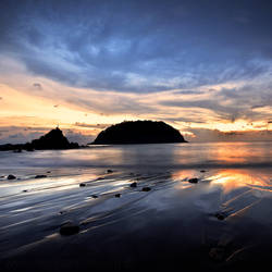 Phromthep Cape Beach - Thailand by foureyes