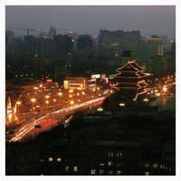 Beijing by foureyes