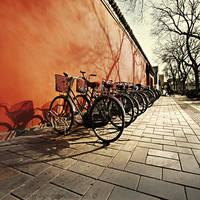 Nine million bicycles by foureyes