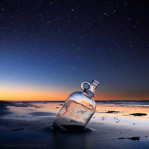 a bottle of dreams