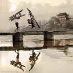 Hunan province by foureyes