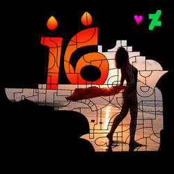 HAPPY 16th BIRTHDAY DEVIANTART