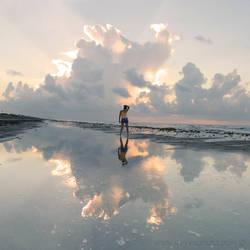 Cloud Dancer by foureyes