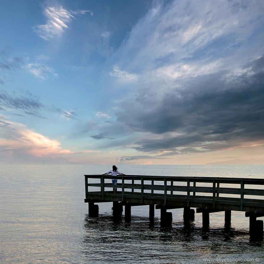 Sheltering Sky by foureyes