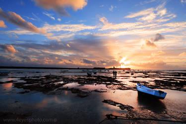 Playa La Caleta by foureyes