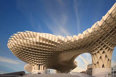Metropol Parasol - Setas de Sevilla Spain