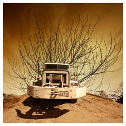 Joe's truck by foureyes