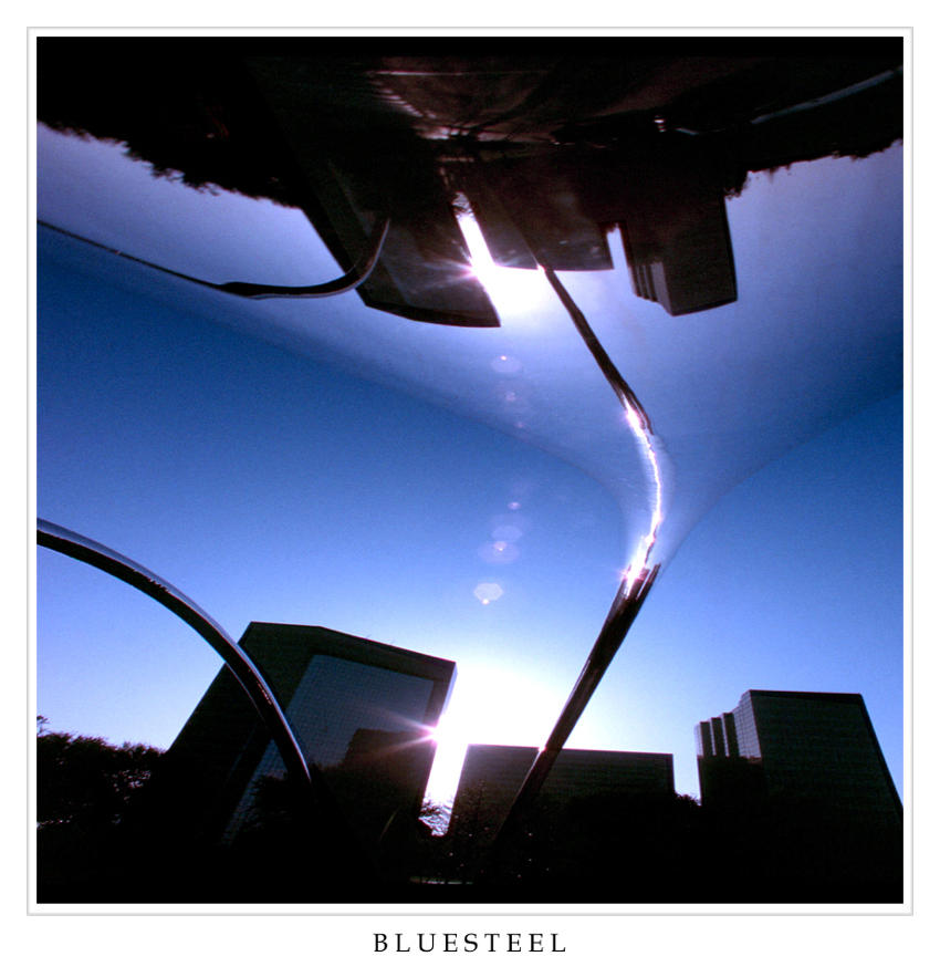 Bluesteel by foureyes