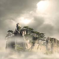 Huang Shan Mountains