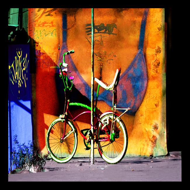 Bike Rack by foureyes