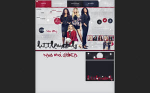 Layout ft Little Mix by Andie-Mikaelson