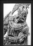 Achilles the warrior