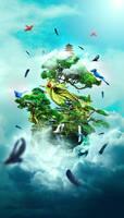 Enviro Concept Art by arke1