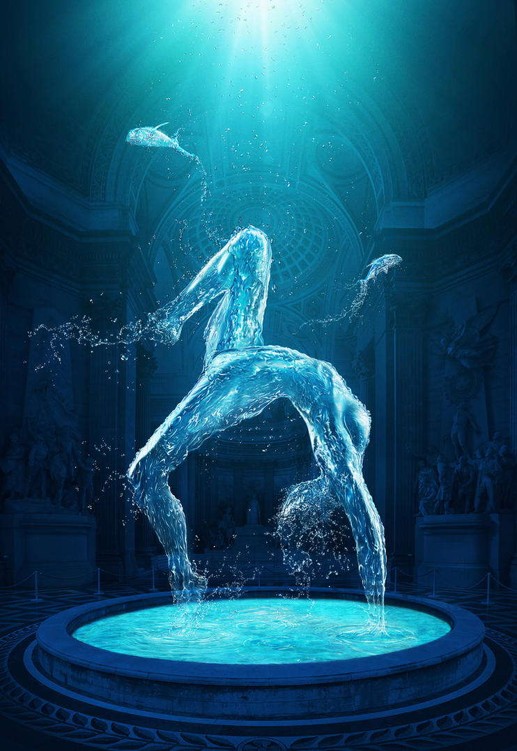 Liquid Destiny by arke1