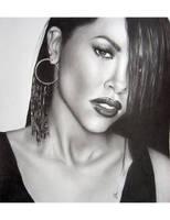 Aaliyah by SandraSaar