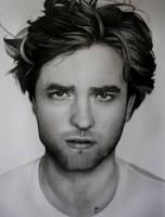 Robert Pattinson by SandraSaar