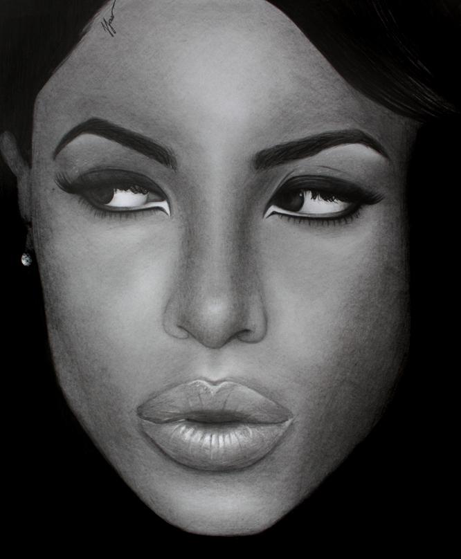 Aaliyah II by SandraSaar